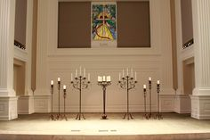 Prestonwood Chapel