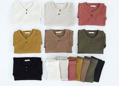 Image of Maino edition two ribbed sets Fashion Brand, Organic Cotton, Mens Tops, How To Make, Image, Color, Black, Fashion Branding, Black People