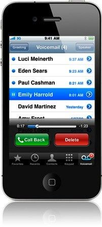 iPhone 101: Recovering deleted voicemails | TUAW - The Unofficial Apple Weblog