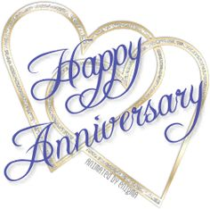 Watch and share Anniversary animated stickers on Gfycat Happy Anniversary Clip Art, Happy Wedding Anniversary Quotes, Anniversary Wishes For Friends, Happy Wedding Anniversary Wishes, Happy Anniversary Cakes, Happy Anniversary Quotes, Anniversary Greetings, Love Anniversary, Birthday Wishes For Twins