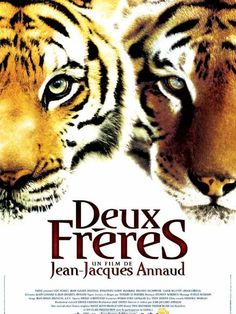 Deux Frères (Two Brothers) ♥♥ film / live-action / favourite Series Movies, Hd Movies, Movies And Tv Shows, Movie Tv, Brothers Film, Two Brothers, Guy Pearce, Freddie Highmore, Philippine Leroy Beaulieu