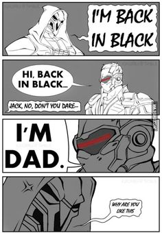 The True Dad of the Overwatch