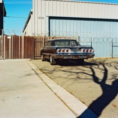 CLASSIC CARS PHOTOGRAPHY BY LYES KACHAOU