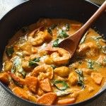 Thai Red Curry with Shrimp and Mango {+A Giveaway} – CLOSED