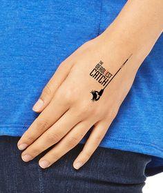 Tattoo: Deadliest Catch!