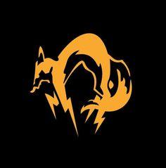 MGS - Fox Hound Tattoo