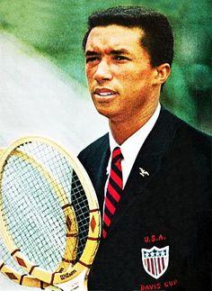 Arthur Ashe, Three Time Grand Slam Tennis Winner