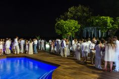 Events Mangement Infinity Pool Party  Ventask Group