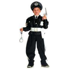 Αστυνομικός κλασική στολή για αγόρια