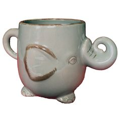 Elephant Mug. Gift for elephant lover