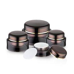 J05 Oval Acrylic Jars