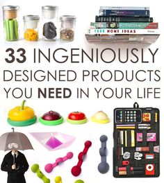33 Ingeniously Designed Products You Need In Your Life
