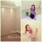 Como instalar papel de parede