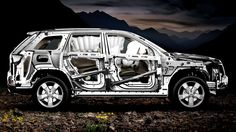 Grand Cherokee is designed with 45 available safety and security features.
