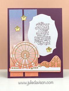 Stampin Up Paper Pumpkin, Paper Crafts, Diy Crafts, Pumpkin Ideas, Summer Nights, Stamping Up Cards, Scrapbook Cards, Scrapbooking, Craft Kits