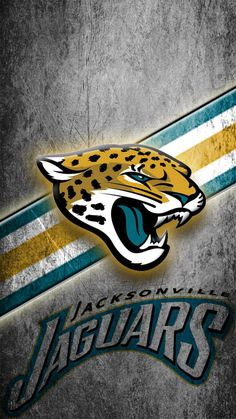 Check out all our Jacksonville Jaguars merchandise! Jaguars Football, Football Team, Jaguar Logo, Jaguar Wallpaper, Iphone Wallpaper, Green Bay Packers Wallpaper, Jacksonville Jaguars Logo, Nfl Logo, Sport