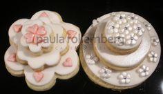 Biscoito bolo de noiva