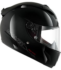 Shark Race-R Pro Black Shark Motorcycle Helmets, Shark Helmets, Racing Helmets, Motorcycle Outfit, Bicycle Helmet, Computational Fluid Dynamics, Helmet Covers, Full Face Helmets