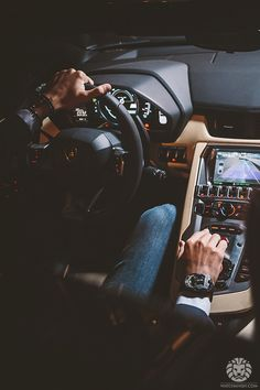 Lamborghini Aventador - interior