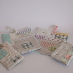 Zakka style pot holders