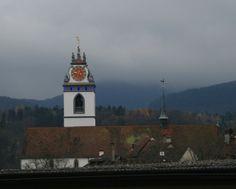 Aarau, Canton of Aargau San Francisco Ferry, Switzerland, Places To Go, Building, Travel, Beautiful, Viajes, Buildings, Destinations