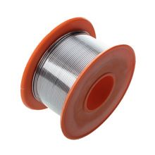 Tin Lood Soldeer Core Flux Solderen Lassen Soldeertin Spool Reel 0.8mm 63/37