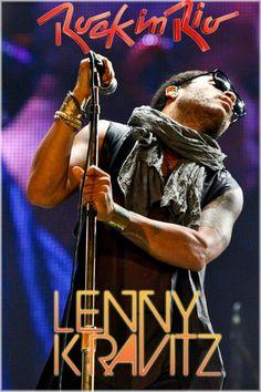 Lenny Kravitz - RockinRio