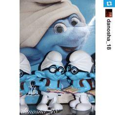 #Smurfs