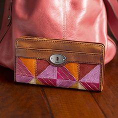 Women's Wallets | FOSSIL