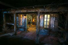 When I was like, OK, one more maze, and it was the goddamn house from Evil Dead. I make the worst choices. | 25 Times I Was Scared Out Of My Mind At Universal Studios' Halloween Horror Nights