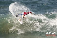 Mr Price Pro Ballito 2012 - Nat Young (USA). © Kelly Cestari / Mr Price. Brandon Jackson, Number Two, Surfing, African, Tours, Outdoor, Usa, Outdoors, Surf