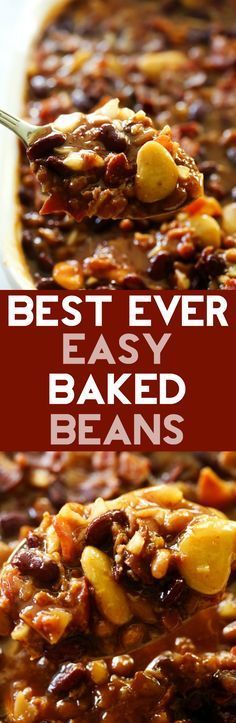 This is my Grandma's Best Easy Baked Beans recipe and it is a winner! It is so easy and the flavor is fantastic. This makes a great side dish option for a wide variety of meals.