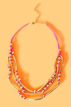 Jolt Collar Necklace