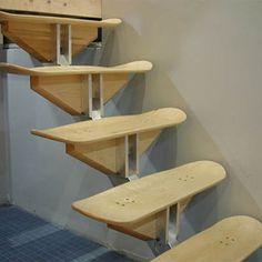 Skateboard Stair