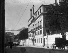 Palácio dos Duques de Palmela, ant. a 1902, fotógrafo n/i, in a.f. C.M.L.