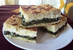 Görög spenótpite Spanakopita, Cheddar, Quiche, Sandwiches, Food And Drink, Breakfast, Ethnic Recipes, Morning Coffee, Cheddar Cheese