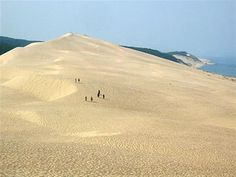 Camping - Dune du Pyla