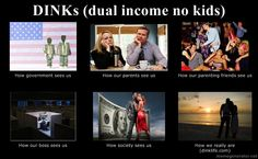 Dual Income no Kids (DINK)