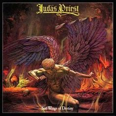 Judas Priest - Sad Wings Of Destiny LP Record Album On Vinyl