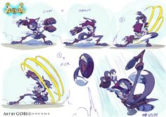 http://catfishdeluxe.tumblr.com/post/132011311227/more-concepts-for-ankamas-abraca-videogame