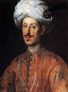 Ferdinand II de' Medici, ca. 1640 (Justus Sustermans) (1597-1681) Palazzo Pitti, Firenze