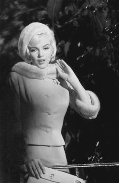 Marilyn Monroe - 1962 On The Set Of Her Uncompleted Movie Something's Got To Give, 1962