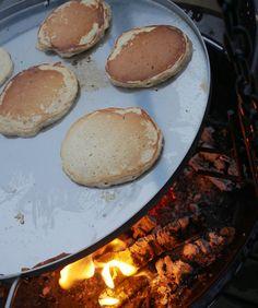 Bakekona - Lidenskap for en sunn livsstil Griddles, Griddle Pan, Blogging, Grill Pan