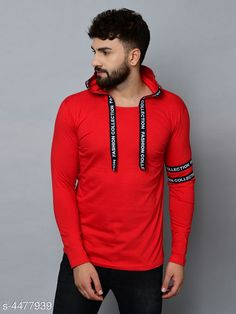 Tshirts Designer Men T-Shirts Fabric: Cotton Sleeve Length: Long Sleeves Pattern: Printed Multipack: 1 Sizes: S (Chest Size: 36 in Length Size: 27 in)  XL (Chest Size: 42 in Length Size: 30 in)  L (Chest Size: 40 in Length Size: 29 in)  M (Chest Size: 38 in Length Size: 28 in) Country of Origin: India Sizes Available: S, M, L, XL   Catalog Rating: ★4 (491)  Catalog Name: Trendy Men Tshirts CatalogID_646305 C70-SC1205 Code: 992-4477939-576