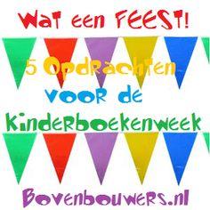 Opdrachtkaarten Wat een Feest - Bovenbouwers.nl