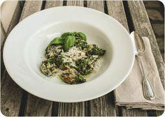 Mangold-Gnocchi mit Salsa Verde   bellakocht