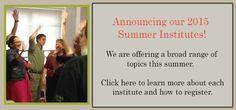 UCBHSSP Summer Institutes. Registration is open.