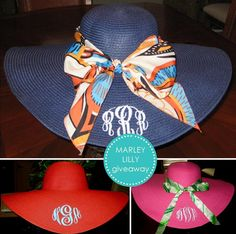 I need one of these for the beach this summer...Gotta have one of these. Love me some hats!