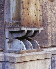 AEG Turbine Factory Peter Behrens (German architect, 1868-1940) Berlin, Berlin, Germany 1908-1910 (creation)