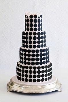 REVEL: Polka Dot Cake, very Kate Spade